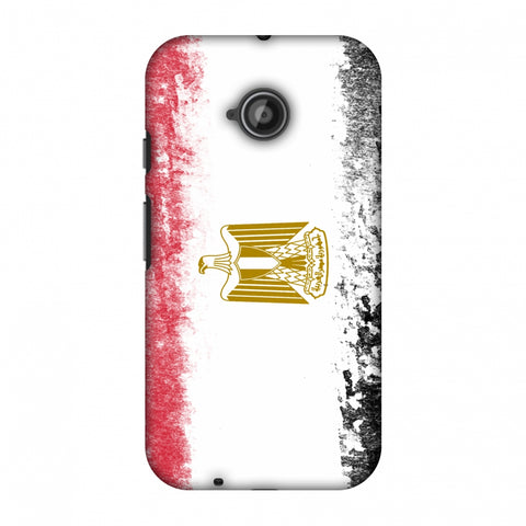 Love For Egypt Slim Hard Shell Case For Motorola Moto E 2nd Gen
