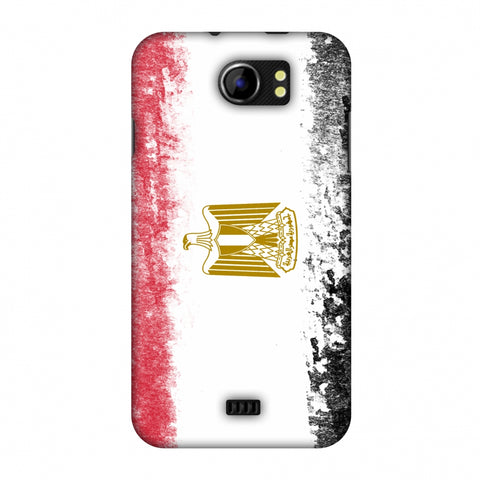 Love For Egypt Slim Hard Shell Case For Micromax Canvas 2 A110