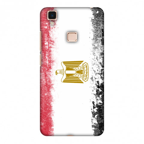 Love For Egypt Slim Hard Shell Case For Vivo V3 Max