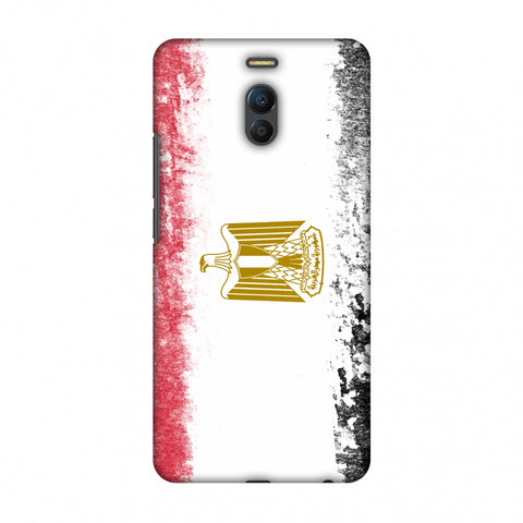 Love For Egypt Slim Hard Shell Case For Meizu Note 6