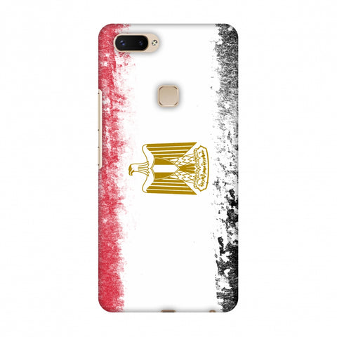 Love For Egypt Slim Hard Shell Case For Vivo X20 Plus