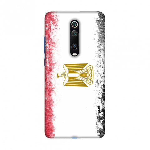 Football - Love For Egypt Slim Hard Shell Case For Redmi K20/K20 Pro