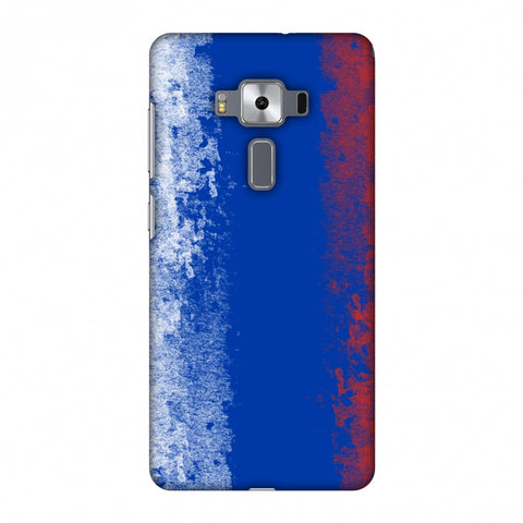 Love For Russia Slim Hard Shell Case For Asus Zenfone 3 Deluxe ZS570KL