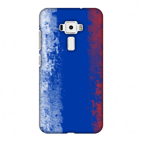 Love For Russia Slim Hard Shell Case For Asus Zenfone 3 ZE520KL