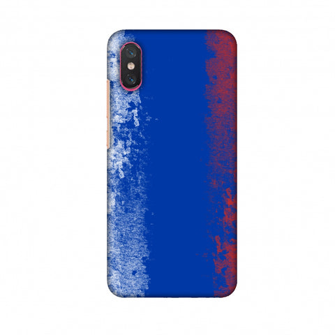 Love For Russia Slim Hard Shell Case For Xiaomi Mi 8 Pro