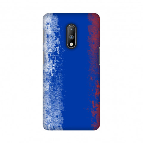 Soccer - Love For Russia Slim Hard Shell Case For OnePlus 7