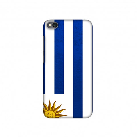 Football - Love For Uruguay Slim Hard Shell Case For Redmi Go