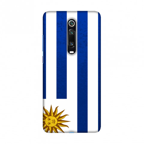 Football - Love For Uruguay Slim Hard Shell Case For Redmi K20/K20 Pro