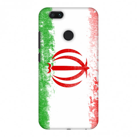 Love For Iran Slim Hard Shell Case For Xiaomi MI A1-5X