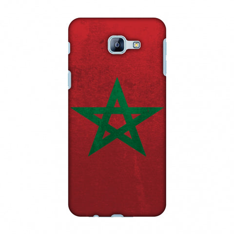 Love For Morocco Slim Hard Shell Case For Samsung Galaxy A8 2016
