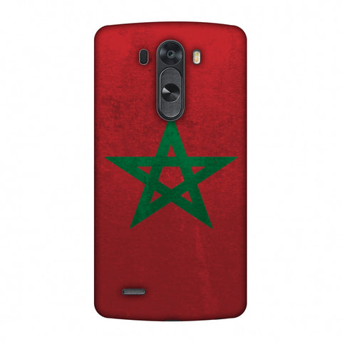 Love For Morocco Slim Hard Shell Case For LG G4