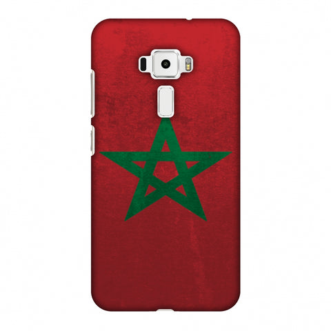 Love For Morocco Slim Hard Shell Case For Asus Zenfone 3 ZE520KL