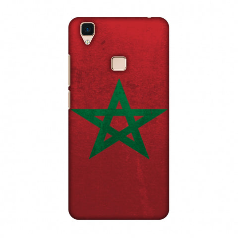 Love For Morocco Slim Hard Shell Case For Vivo V3