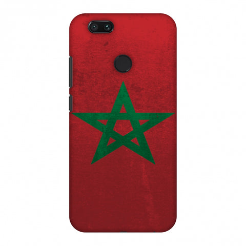 Love For Morocco Slim Hard Shell Case For Xiaomi MI A1-5X