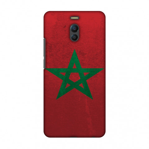Love For Morocco Slim Hard Shell Case For Meizu Note 6