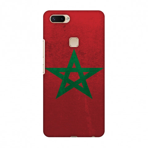 Love For Morocco Slim Hard Shell Case For Vivo X20 Plus