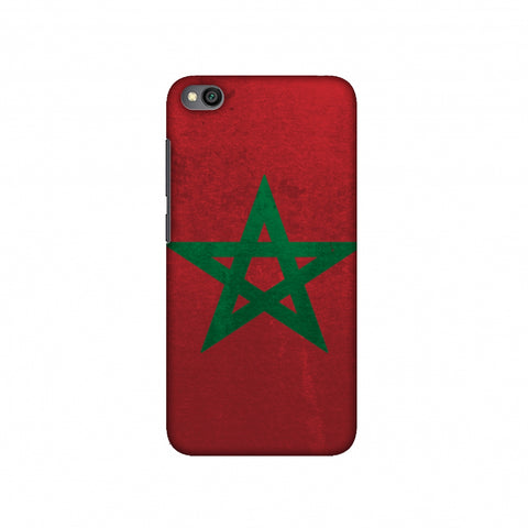 Football - Love For Morocco Slim Hard Shell Case For Redmi Go