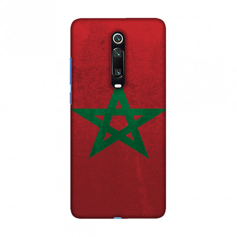 Football - Love For Morocco Slim Hard Shell Case For Redmi K20/K20 Pro