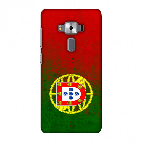 Love For Portugal Slim Hard Shell Case For Asus Zenfone 3 Deluxe ZS570KL