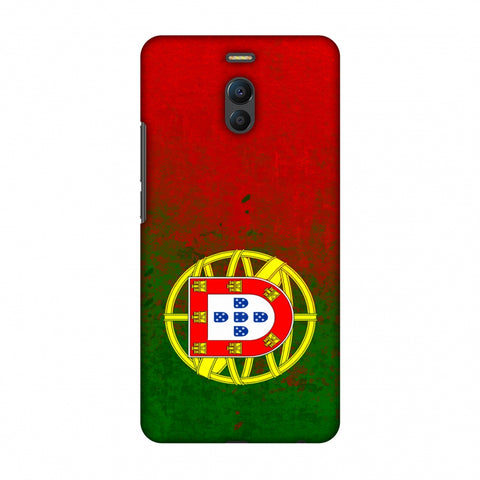 Love For Portugal Slim Hard Shell Case For Meizu Note 6