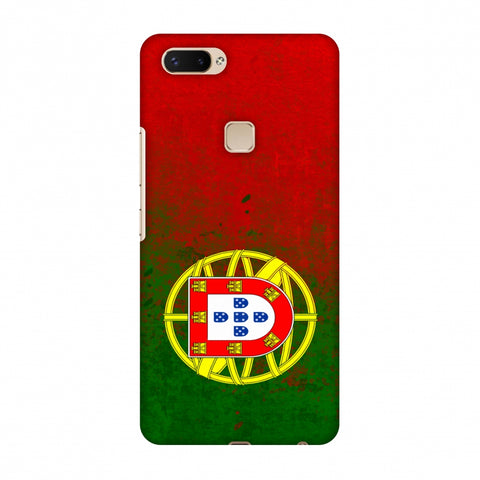 Love For Portugal Slim Hard Shell Case For Vivo X20 Plus