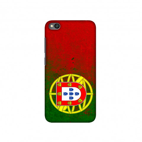 Football - Love For Portugal Slim Hard Shell Case For Redmi Go