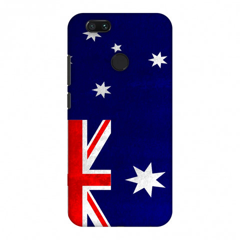 Love For Australia Slim Hard Shell Case For Xiaomi MI A1-5X