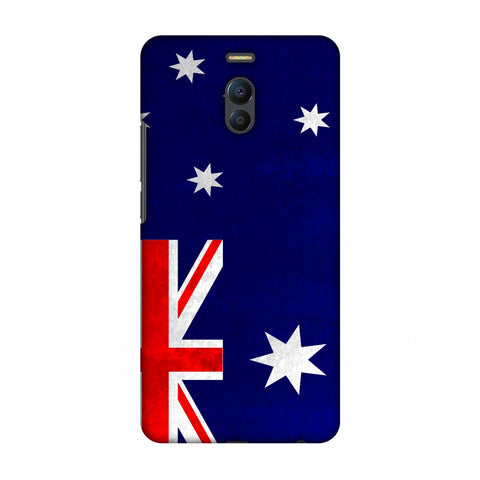 Love For Australia Slim Hard Shell Case For Meizu Note 6