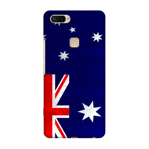 Love For Australia Slim Hard Shell Case For Vivo X20 Plus