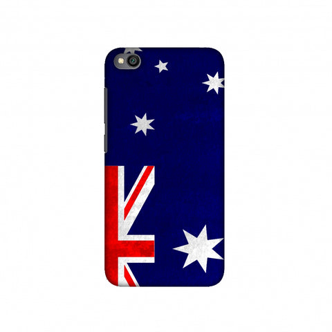 Football - Love For Australia Slim Hard Shell Case For Redmi Go