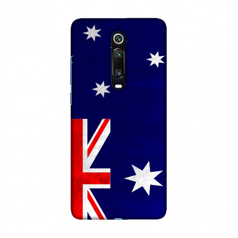 Football - Love For Australia Slim Hard Shell Case For Redmi K20/K20 Pro