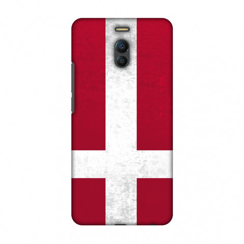 Love For Denmark Slim Hard Shell Case For Meizu Note 6