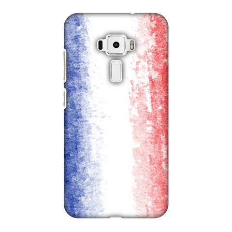 Love For France Slim Hard Shell Case For Asus Zenfone 3 ZE520KL