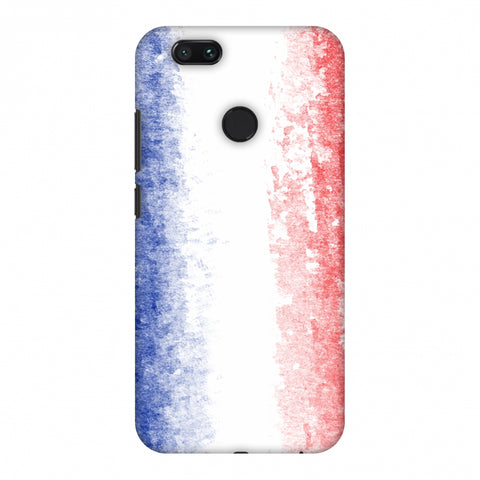 Love For France Slim Hard Shell Case For Xiaomi MI A1-5X