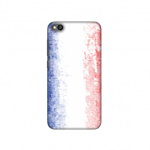 Football - Love For France Slim Hard Shell Case For Redmi Go