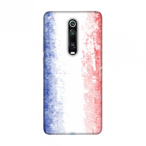 Football - Love For France Slim Hard Shell Case For Redmi K20/K20 Pro