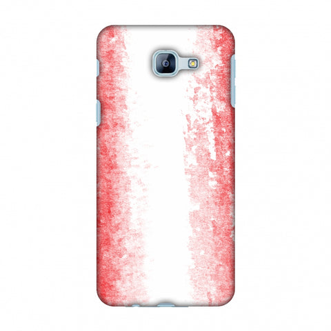 Love For Peru Slim Hard Shell Case For Samsung Galaxy A8 2016