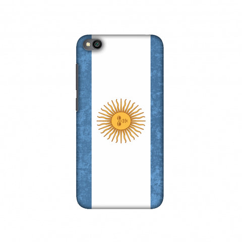 Football - Love For Argentina Slim Hard Shell Case For Redmi Go