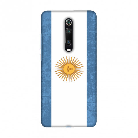Football - Love For Argentina Slim Hard Shell Case For Redmi K20/K20 Pro