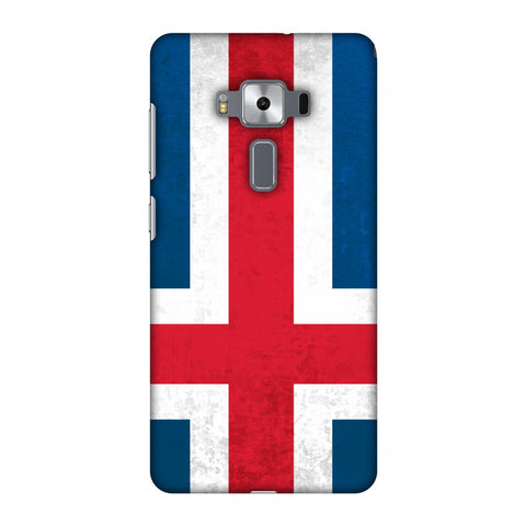 Love For IcelAnd Slim Hard Shell Case For Asus Zenfone 3 Deluxe ZS570KL