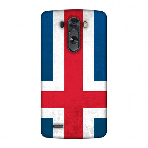 Love For IcelAnd Slim Hard Shell Case For LG G4