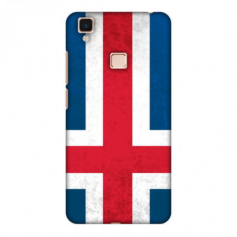 Love For IcelAnd Slim Hard Shell Case For Vivo V3 Max