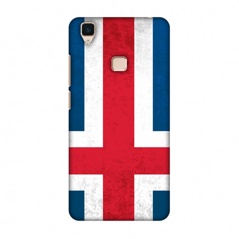 Love For IcelAnd Slim Hard Shell Case For Vivo V3