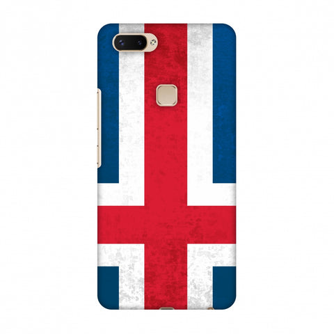 Love For IcelAnd Slim Hard Shell Case For Vivo X20 Plus