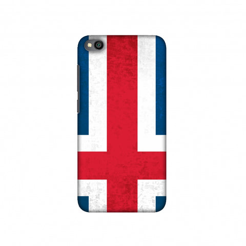 Football - Love For IcelAnd Slim Hard Shell Case For Redmi Go
