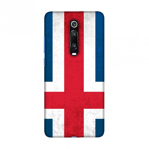 Football - Love For IcelAnd Slim Hard Shell Case For Redmi K20/K20 Pro