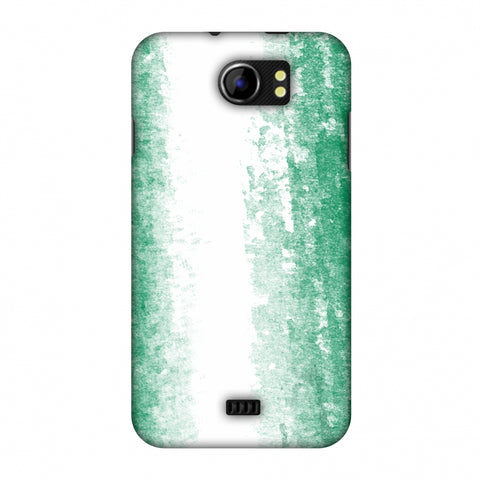 Love For Nigeria Slim Hard Shell Case For Micromax Canvas 2 A110