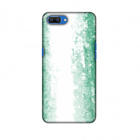 Love For Nigeria Slim Hard Shell Case For Oppo Realme C1