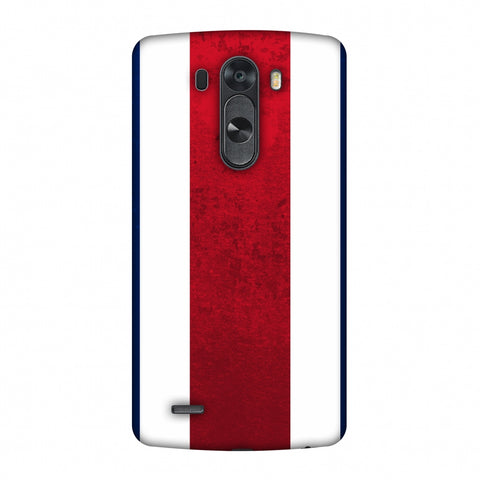 Love For Costa Rica Slim Hard Shell Case For LG G4