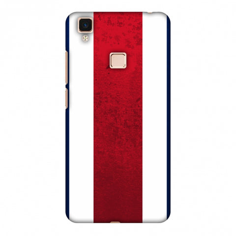 Love For Costa Rica Slim Hard Shell Case For Vivo V3 Max